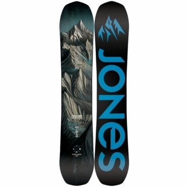 Jones Explorer Snowboard 158 Wide