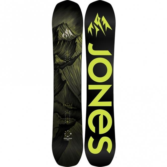 Jones Explorer Snowboard 162