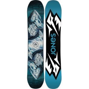 Mountain Twin Snowboard 158W