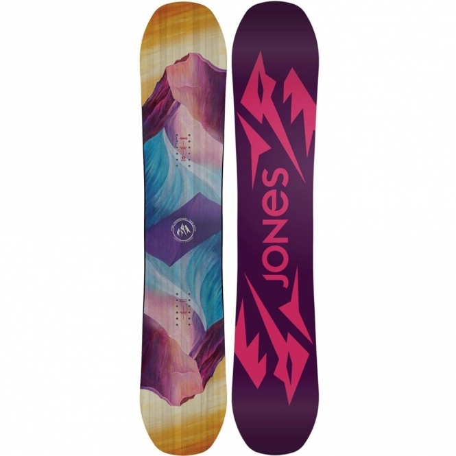 Jones Twin Sister Snowboard 149