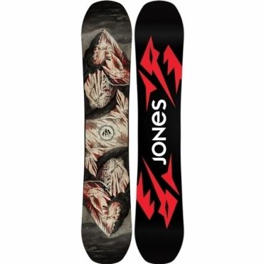 Jones Ultra Mountain Twin Snowboard 158W