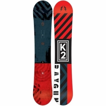Raygun Snowboard 159