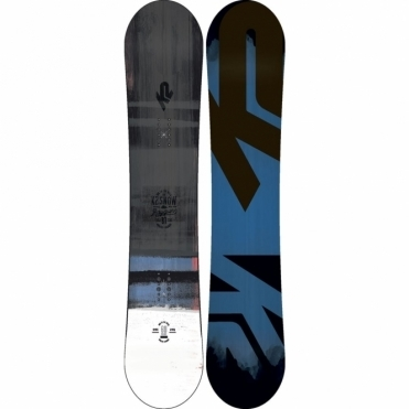 K2 Raygun Snowboard 160 Wide