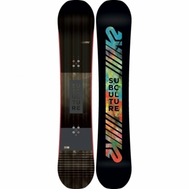 K2 Subculture Snowboard 159 Wide