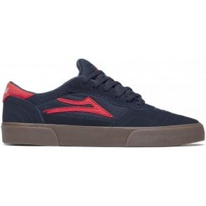 Lakai Cambridge - Navy / Flame Suede