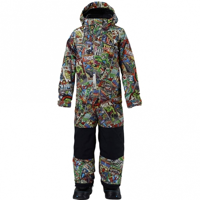 Burton Marvel® x Burton Boys' Minishred Striker One Piece