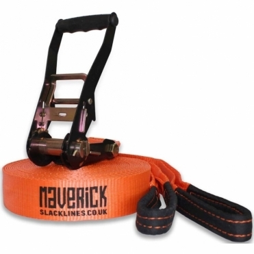 Maverick Slacklines 15m Maverick Slackline Set