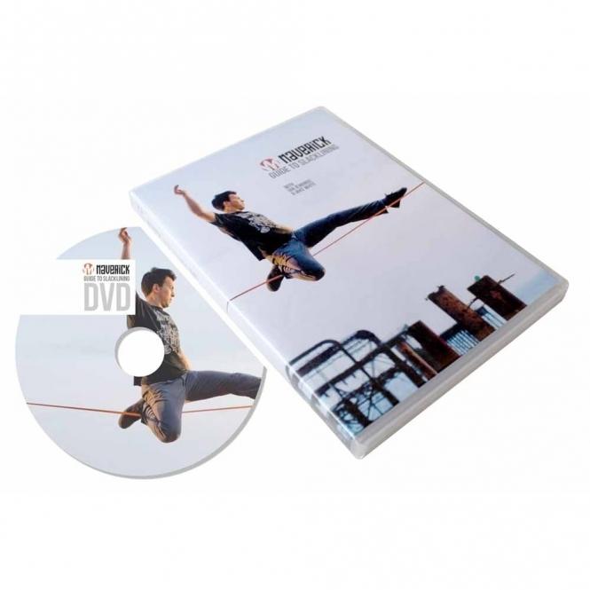 Maverick Slacklines Maverick DVD - Guide to Slacklining