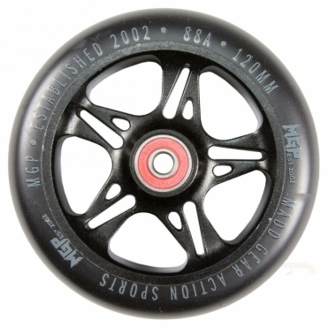 MGP MFX Fuse Wheels - 120mm