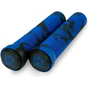 MGP Scooter Grind Grips Blue/Black