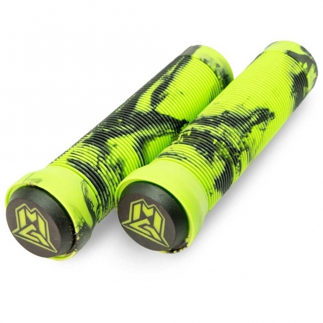 MGP Scooter Grind Grips Green/Black