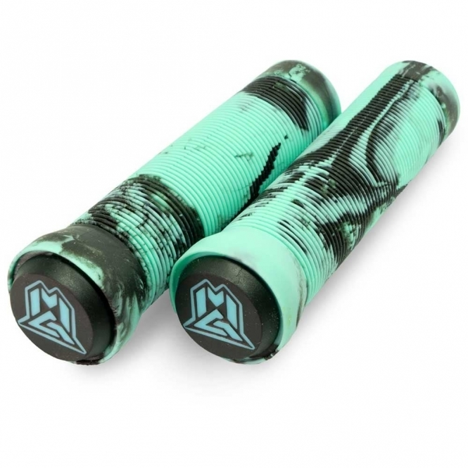 MGP Scooter Grind Grips Teal/Black