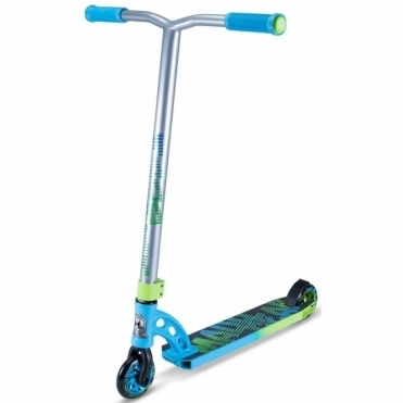 MGP VX7 Pro Scooter - Sky Blue / Lime