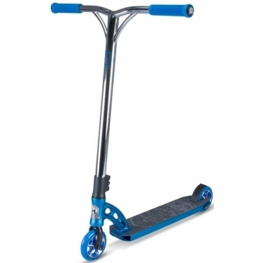 MGP VX7 Team Edition Scooter - Electric Blue