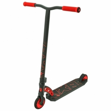 MGP VX8 Pro Scooter - Black / Red