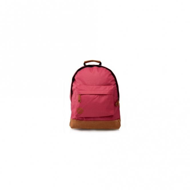 Mi Pac Classic Burgundy Backpack