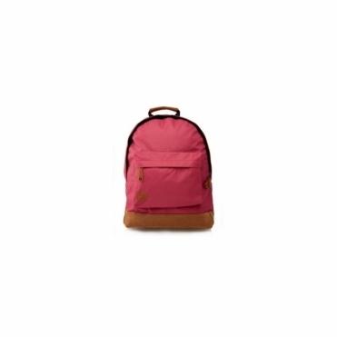 Classic Burgundy Backpack
