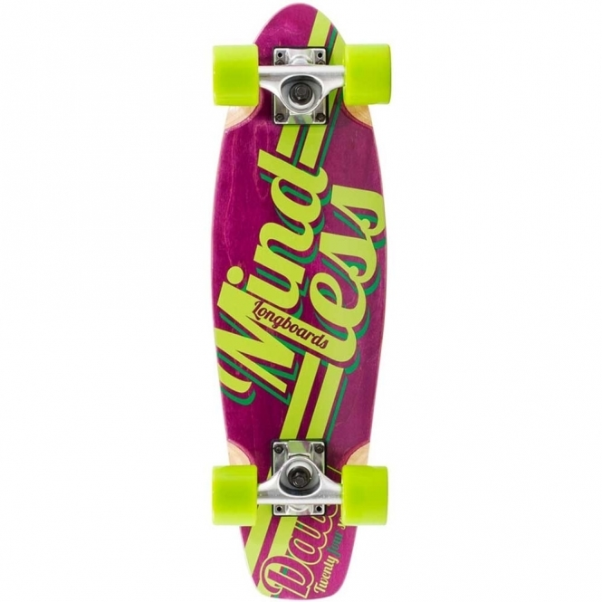 Mindless Daily Cruiser Purple Green