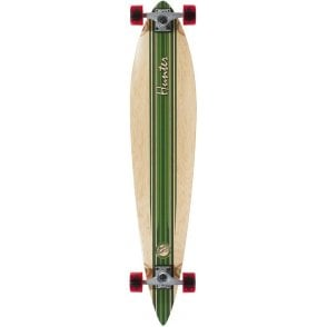 Mindless Hunter III Longboard - Green