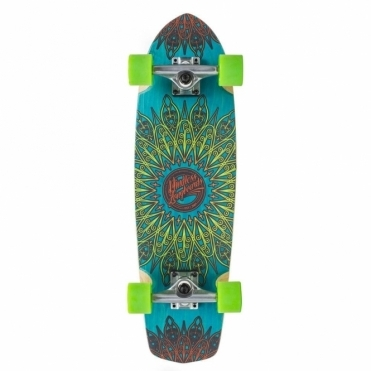 Mindless Mandala Cruiser - Blue