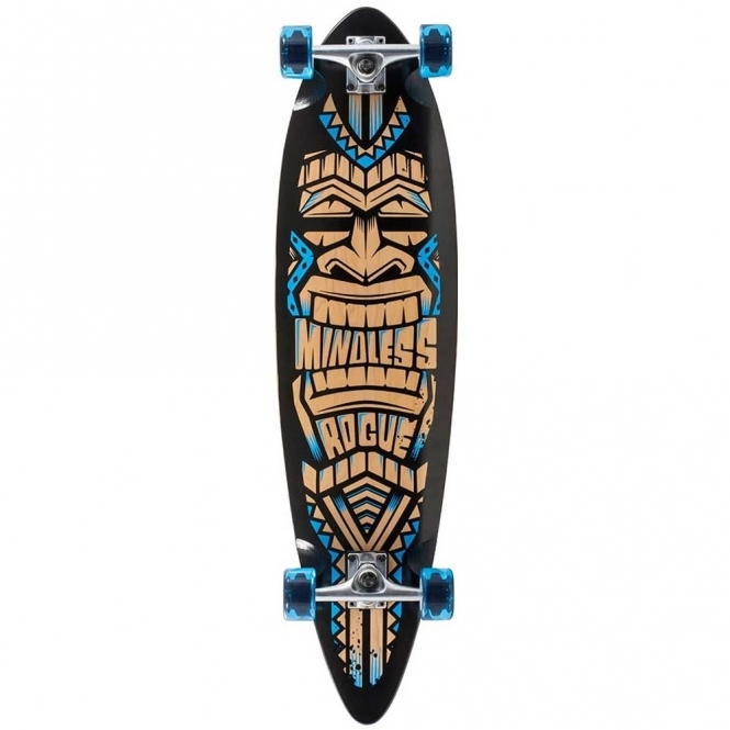 Mindless Tribal Rogue III Longboard Blue