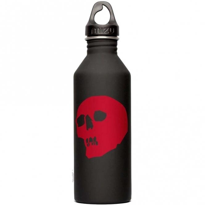 Mizu M8 Capita Snowboards Skull Bottle - Black