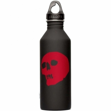 M8 Capita Snowboards Skull Bottle - Black