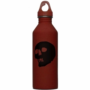 M8 Capita Snowboards Skull Bottle - Red