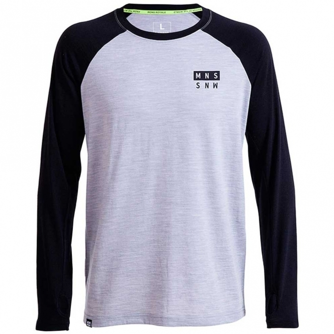 Mons Royale Coreshot Raglan Merino Base Layer