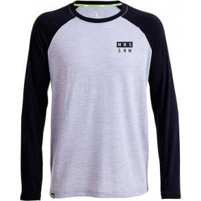 Coreshot Raglan Merino Base Layer