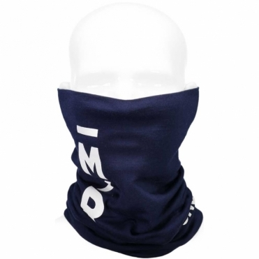 Mons Royale Double Up Neckwarmer Navy