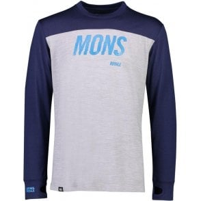 Mons Royale Yotei Tech LS Base Layer