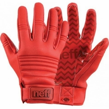 Daily Pipe Gloves - Red