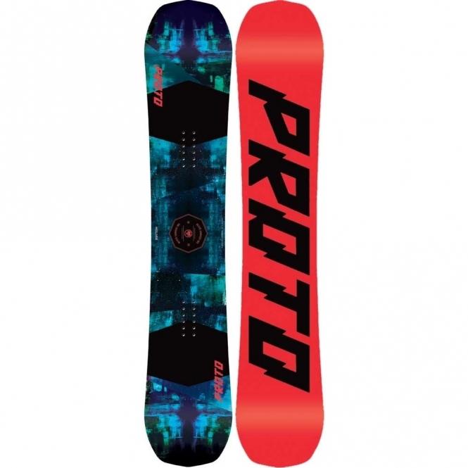 e4e0c998e4f Never Summer Proto Type Two Snowboard - 2019