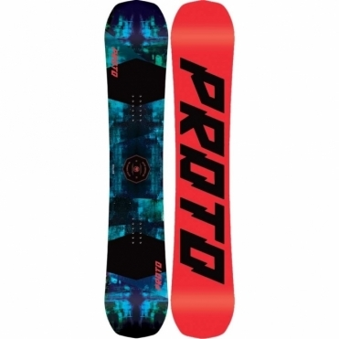 Never Summer Proto Type Two Snowboard 154