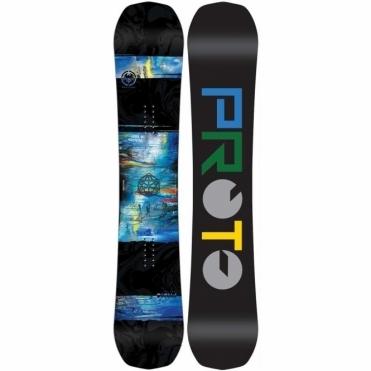Proto Type Two Snowboard 157