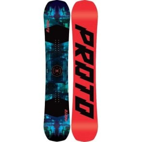 Never Summer Proto Type Two X Snowboard 158