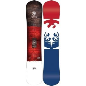 Never Summer Shaper Twin Snowboard 153