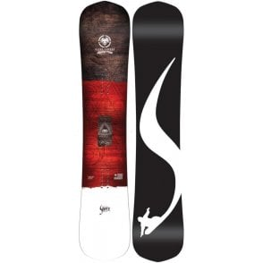 Never Summer Shaper Twin Snowboard 156