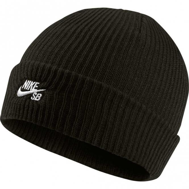 Nike Fisherman Beanie - Black