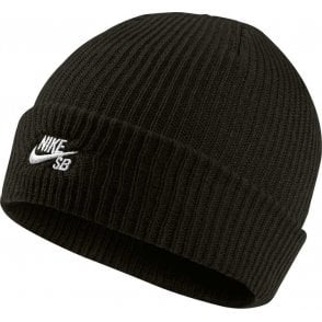 Nike Fisherman Beanie - Black