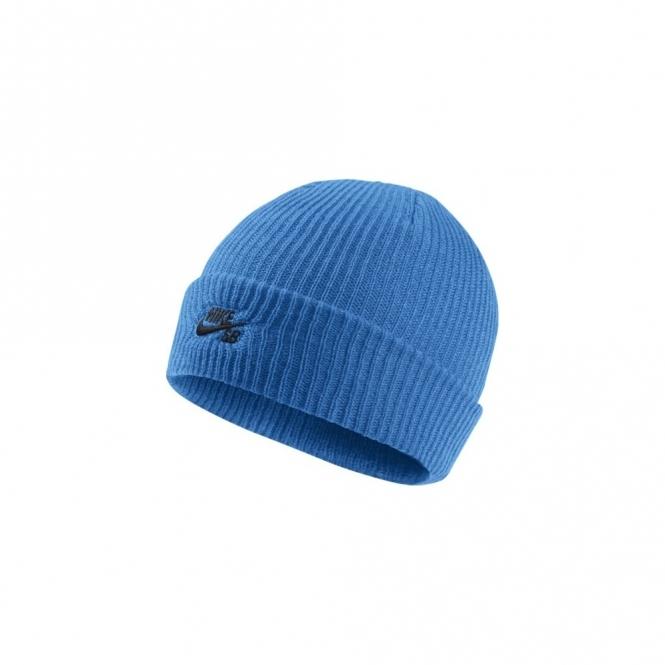 Nike Fisherman Beanie - Blue