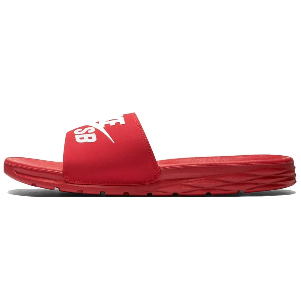 485ec7601654 Nike SB Benassi Solarsoft Slide - University red
