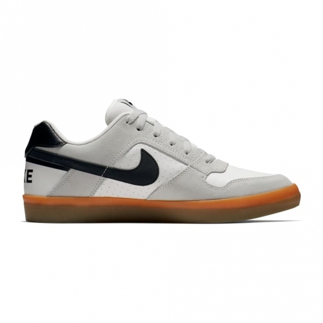 Nike SB Delta Force Vulc Shoes - Summit White