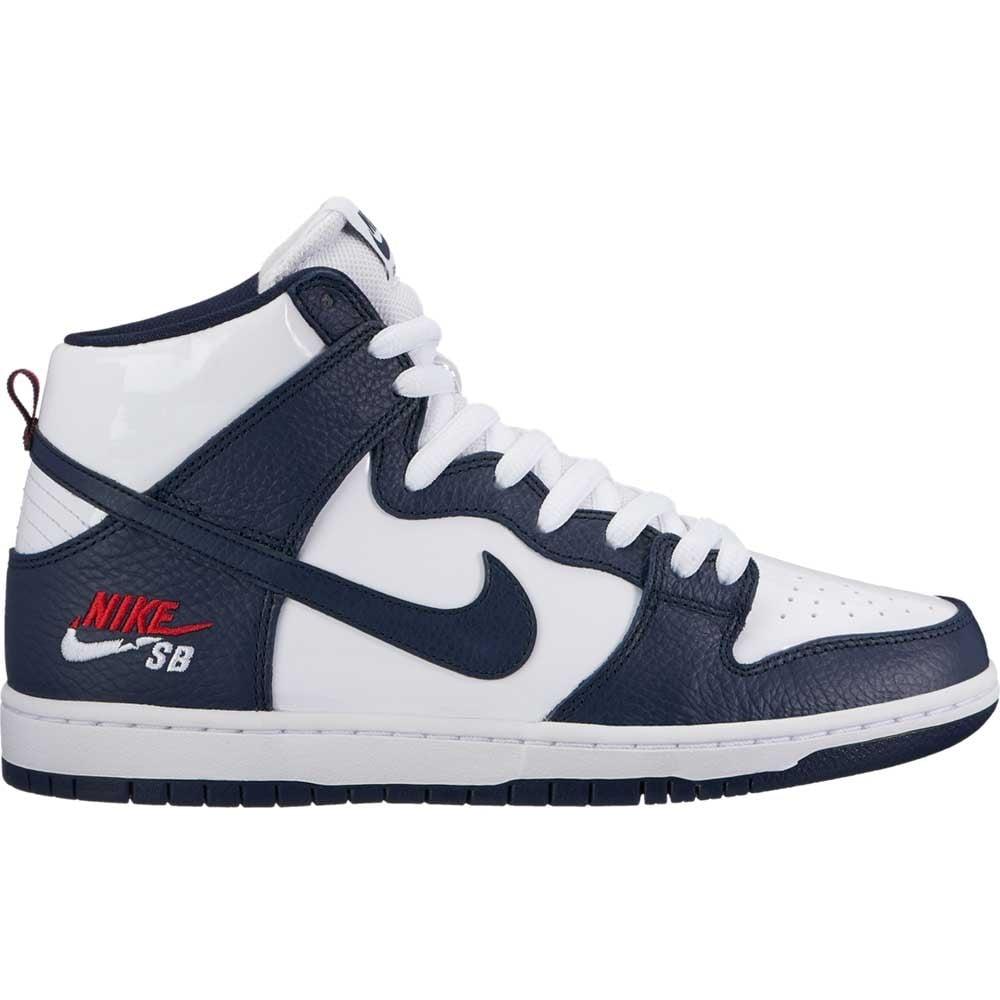 new styles 9a571 b5b5d Nike SB Zoom Dunk High Pro Shoes - Blue / White