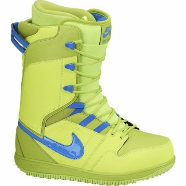 Vapen Snowboard Boots - Volt/Photo Blue/Fierce Green