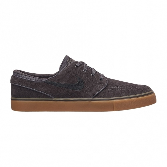 Nike Zoom Stefan Janoski Shoes - Thunder Grey