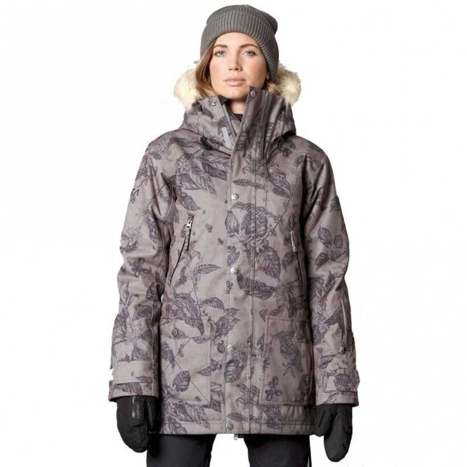 Nikita Calypso Jacket - Heidi Print