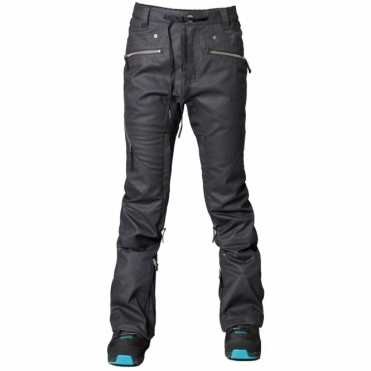 Cold Brew Pants - Jet Black