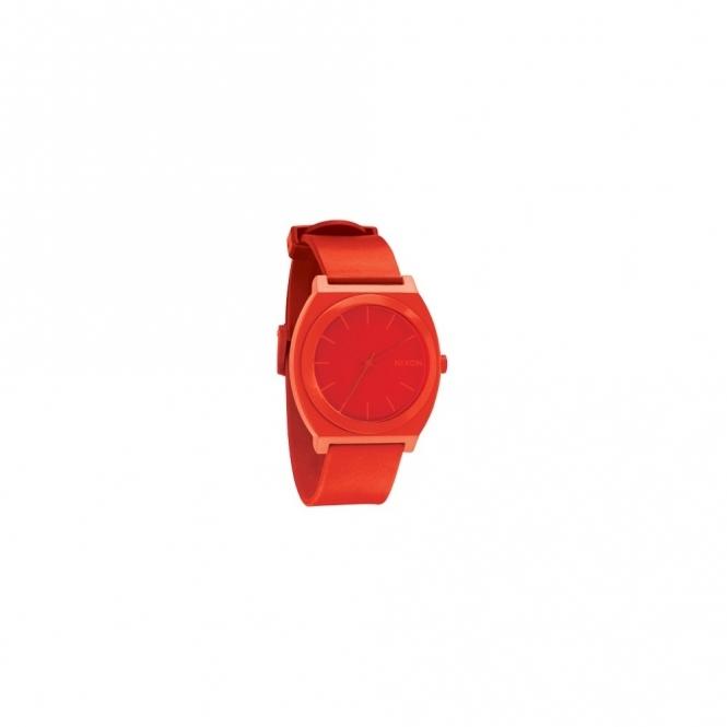 Nixon Time Teller - Red